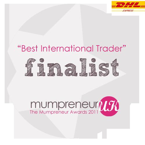 Best International Trader 2011 award