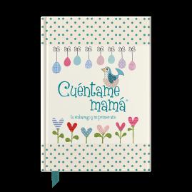 Cuéntame mamá (Spanish) pregnancy memory book